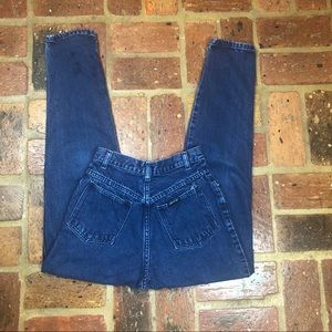 "VINTAGE!!! Sasson High Waist ""Mom"" Jeans"